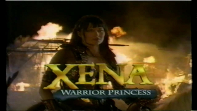 Xena Warrior Princess Opening