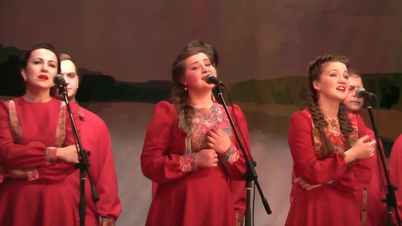 Юбилейный концерт ансамбля Заряница - 5 лет