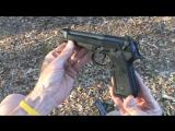 Beretta 92 FS Close Up.