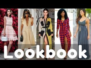 Summer Trendy Dresses / Outfits Designer Lookbook 2018