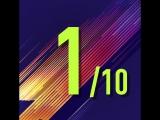 Сelebration ratings - FIFA 18