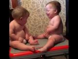 Смешные малыши)