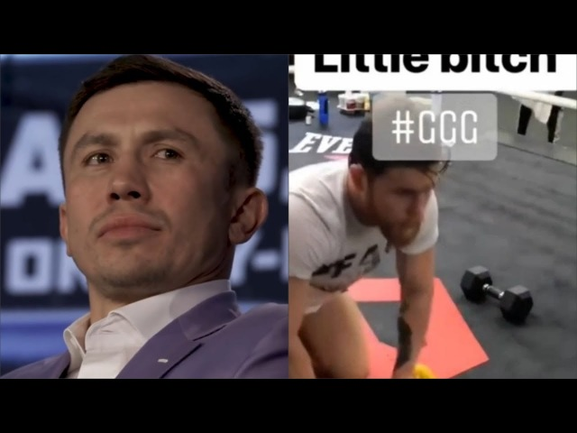FSNews: Альварес открыто оскорбляет Головкина, Сулейман о словах GGG | FightSpace