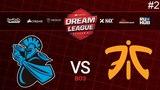 Newbee vs Fnatic RU #2 (bo3) DreamLeague Season 9 Minor 24.03.2018