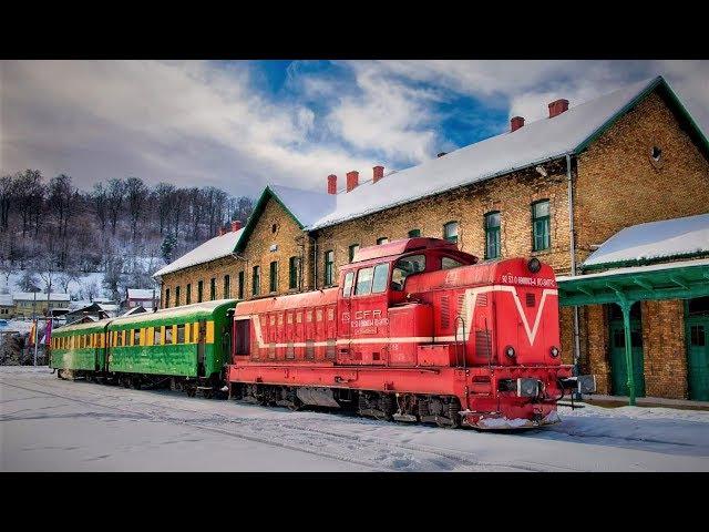 Eisenbahn Romantik Bahnraritäten im Banat