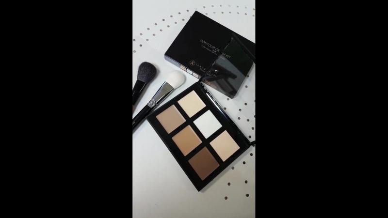 ABH Contour Cream Kit Palette