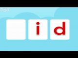 Word Families 16- What Did the Kid Do - Level 1 - By Little Fox