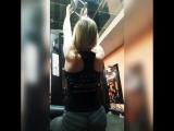 Тренировка мышц спины!?