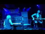 Kissin' Dynamite Prague 11.11.2016 piano