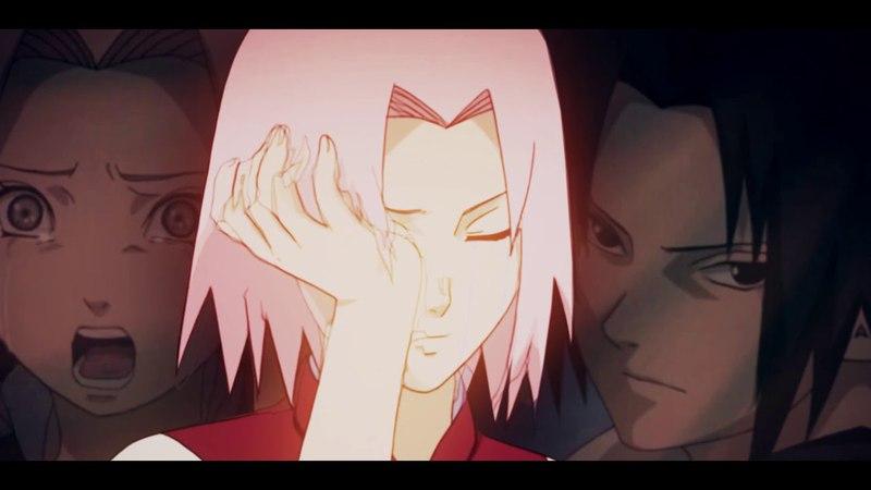 She doesn't mind   sasuke ✗ sakura