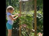 Чем занять ребенка летом на даче.