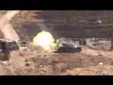 Сражение за последний район Дамаска. Эксклюзив Евгения Поддубного
