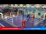 Первенство города Москвы по боксу среди юниоров и женщин 2018 День 1