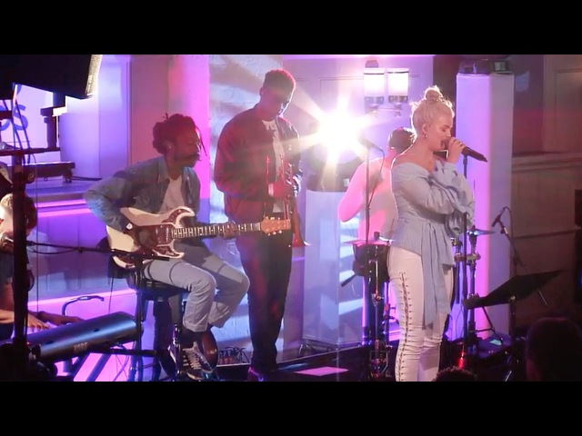 Anne-Marie covering 'Ain't Nobody' by Chaka Khan (Acoustic)