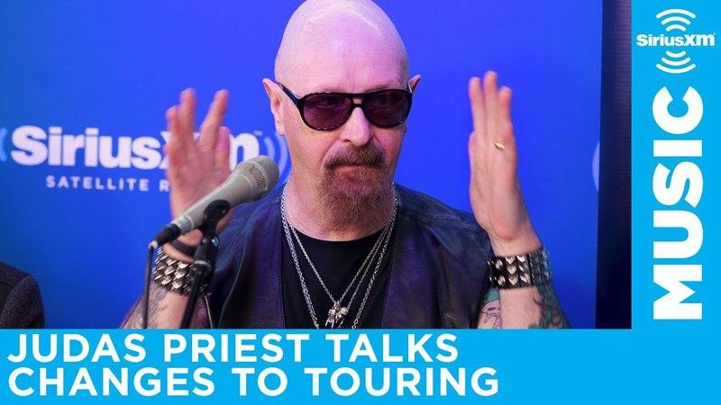 Glenn Tipton discusses future plans with Judas Priest