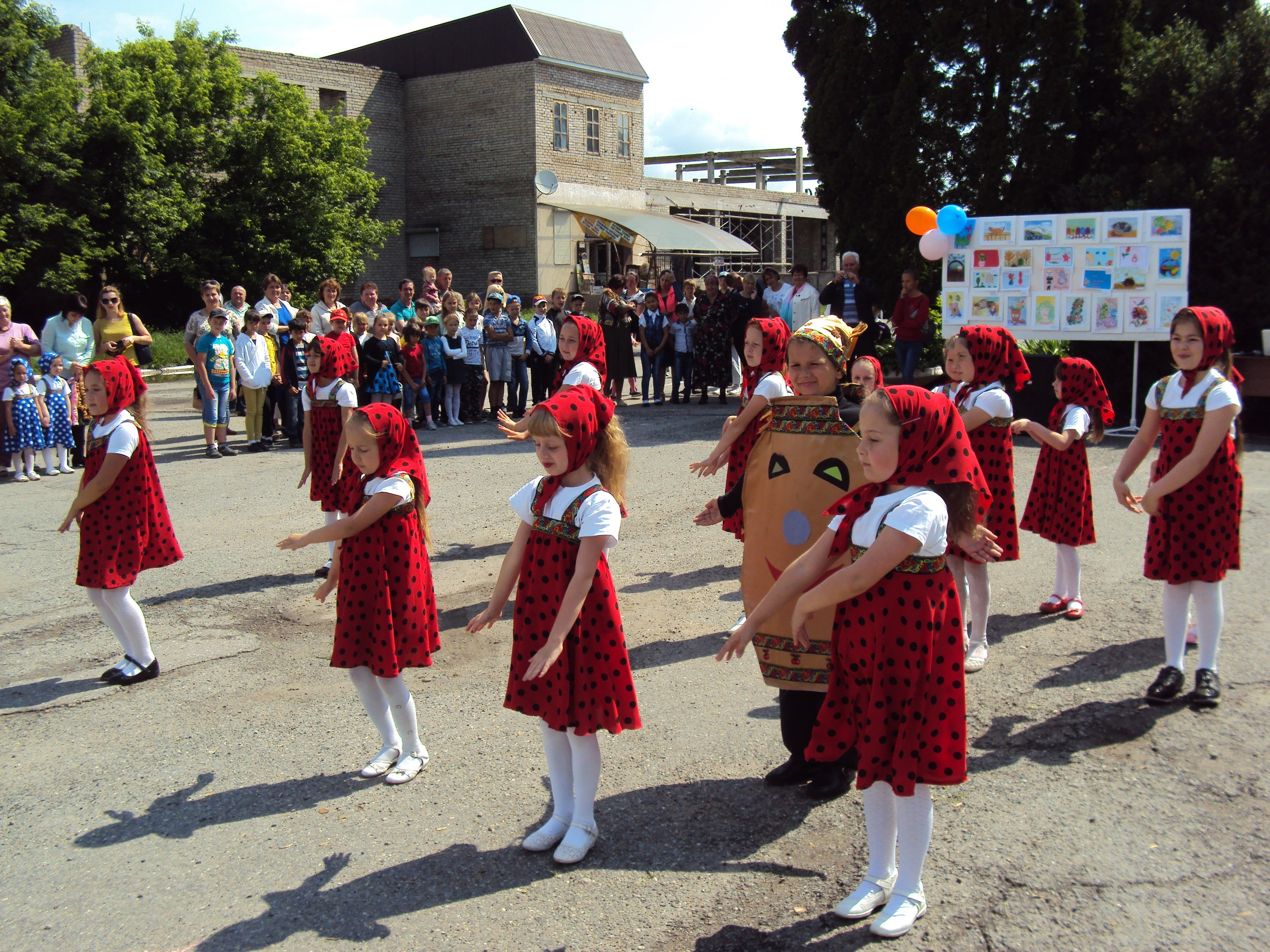 В Зеленчукском районе отметили международный день защиты детей