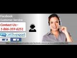 Facebook Customer Service 1-866-359-6251: A Way To Regain FB Password