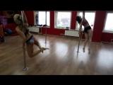 Pole dance studio Sher (Polar Dance) Моя страсть... Тренировочка)))))