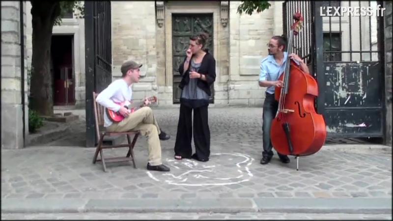 ZAZ - Je veux (Live) Голос свободы, сводящий с ума..