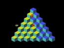 Q*bert для ZX Spectrum Next