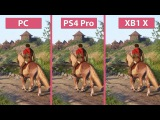 [4K] Kingdom Come Deliverance – PC 4K Max vs. PS4 Pro vs. Xbox One X Graphics Comparison