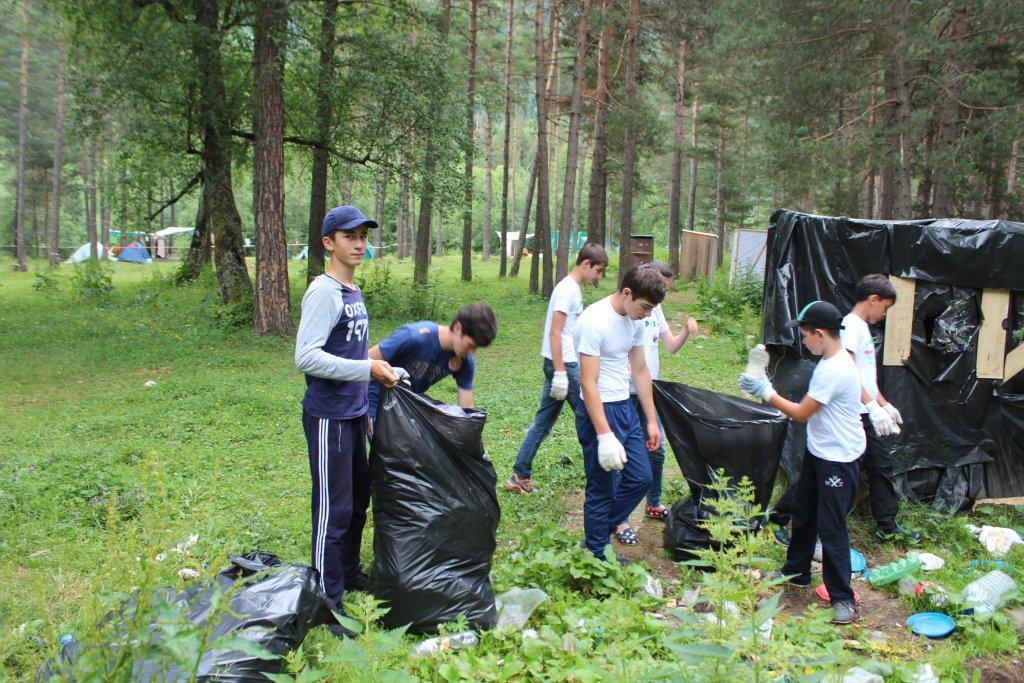 КЧР признана самым чистым регионом СКФО