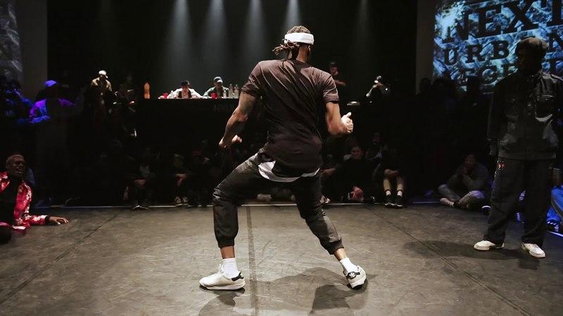 KEFTON: Hip-Hop Headliner @ YOU CAN DANCE CAMP 2018
