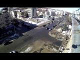 Кирова ул. - Свердлова ул. с Мой Дом [07-04-2018] 11.58-11.59