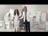 Marc Martel + Plumb - Its Beginning to Look A Lot Like Christmas Music Video (Behind the scenes)