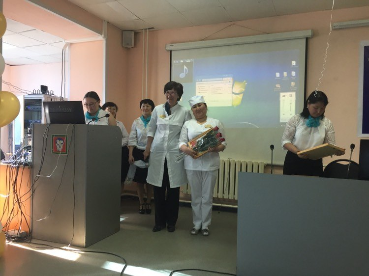 Конкурс профессионального мастерства «Лучший средний медицинский работник 2018г»