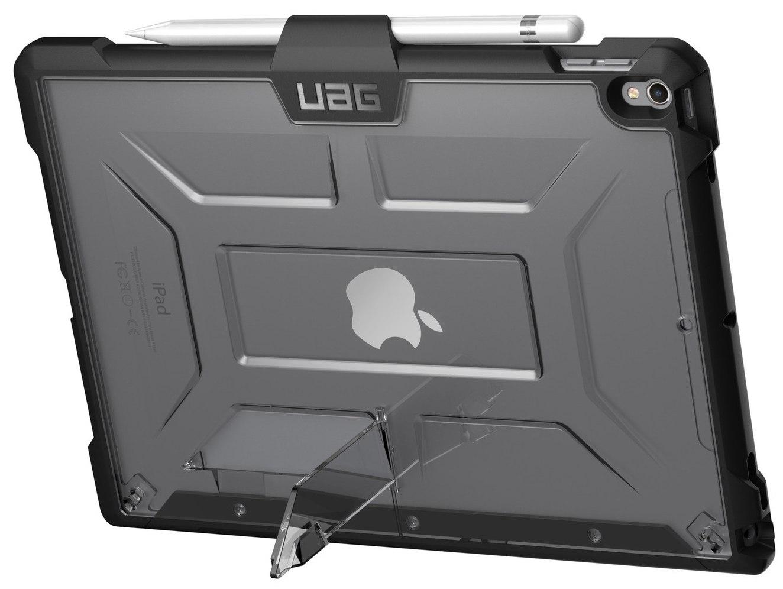 "Чехол Urban Armor Gear Plasma Ice Case для iPad Pro 10.5"" (Silver/Black)"