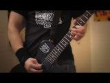 Alamaailman Vasarat- (Mamelukki &amp Musta Leski) Guitar Cover by Sabvel