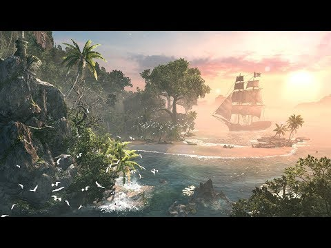 Russian pirat Assassins creed 4 Black flag on PS4