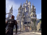 Welcome to Alinor, capital city of Summerset Isle.