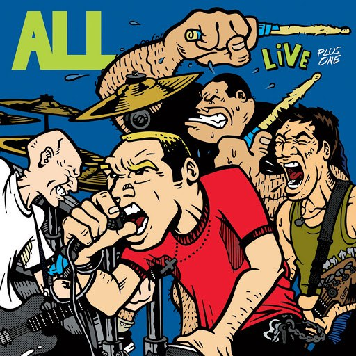 all альбом Live Plus One