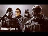 Первый стрим AMON с братвой по  Tom Clancy's Rainbow Six Siege