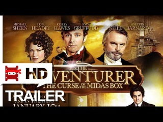 The Adventurer: The Curse of the Midas Box Trailer HD | Michael Sheen, Lena Headey