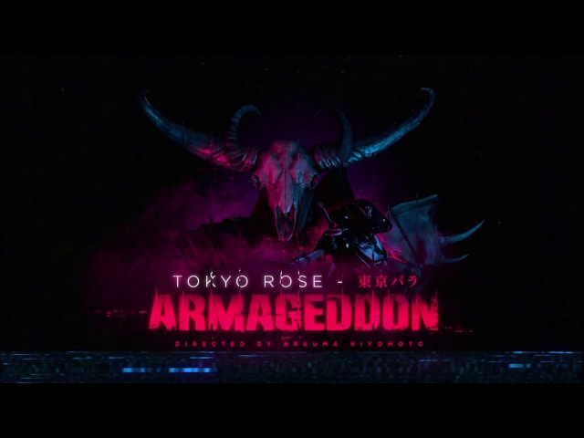TOKYO ROSE Armageddon Official Video Magnatron 2 0 is OUT NOW