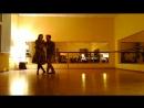 """It takes two to tango"" Лена и Саша 11.03.18."