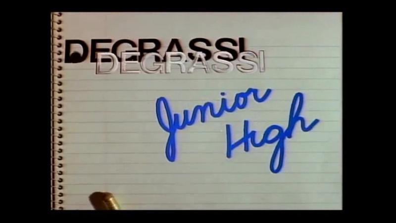 Degrassi Junior High - Custom Opening (Season 1)