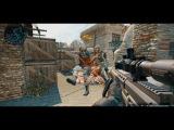 Warface: Double kill moments