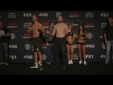 Fight Night Austin  Weigh-in Faceoffs