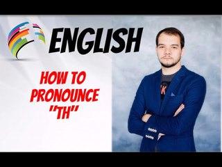 АНГЛИЙСКИЙ ЯЗЫК Произношение сочетания TH Pronunciation TH