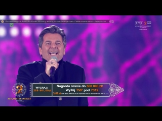 Thomas Anders – Atlantis Is Calling (S.O.S. For Love) (Sylwester 2017 TVP2, 31.12.2017)