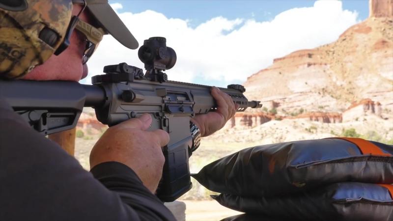 Новая винтовка Barret REC10