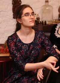 Настя Голованова