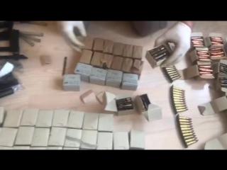 У Києві СБУ вилучила велику кількість зброї та боєприпасів [SD, 854x480]