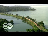 Traveling by train in Panama DW Documentary