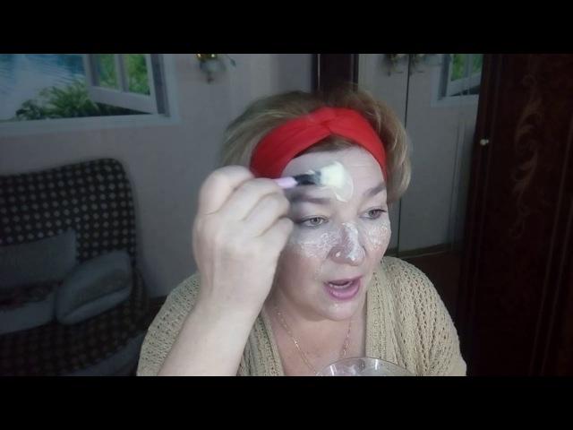 Возрастная кожа без морщин . Легко !Age-related skin without wrinkles
