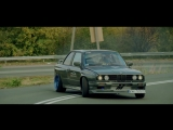 Autumn Drift with Yeti - BMW e30 YETI [4K] | ★ Drift Family ★